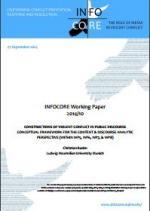 Methodological Framework WP7: Journalistic Transformation.