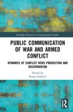 Dissecting media roles in conflict: A transactionist process model of conflict news production, dissemination, and influence