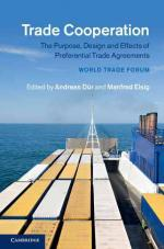 Trade Agreements, Violent Conflict and Security
