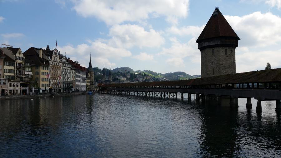 Switzerland, 2016