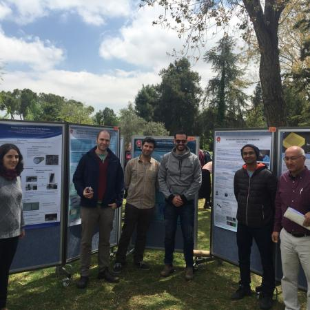 Posters from the group presented at the HUJI faculty day 2016