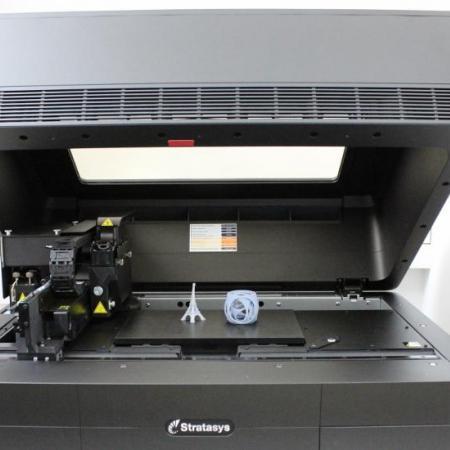 Objet30 3D inkjet printer
