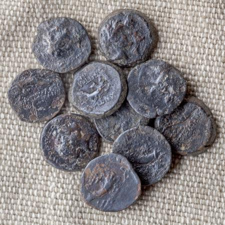 Hoard of coins