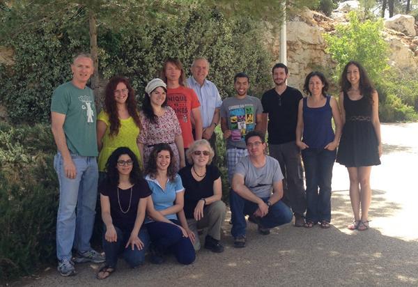 Members of the Gruenbaum Lab