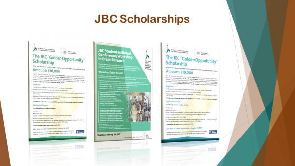 JBC Undergraduate & Student Inititative Workshops