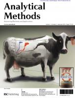A new Approach for Measuring the Redox State and Redox Capacity in Milk
