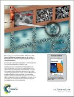 Cover Ionic strength induced electrodeposition: a universal approach for nanomaterial deposition at selective areas