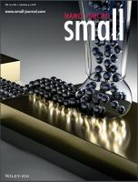 Micrometer to 15 nm Printing of Metallic Inks with Fountain Pen Nanolithography- Cover
