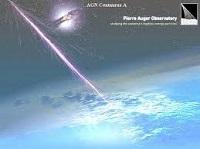 Ultra High Energy Cosmic Rays image