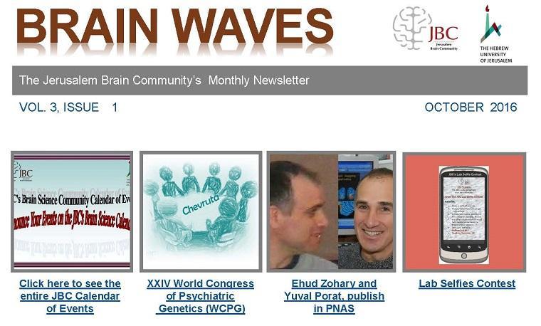 BrainWaves JBC Newsletter