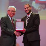 Yossi Kabessa, the Bryant and Lillian Shiller Fellow, won the Singapore Challenge 2014