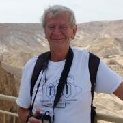 Visit of  Prof. Jiři Barek to Israel