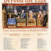 IIAS-ISF conference Beyond the Elite, Feb. 23-26, 2015
