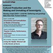Jesse Shipley Workshop Invitation