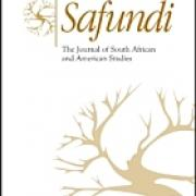 Safundi Journal cover