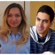 JBC Awards First PhD Gold Scholarship to Triana Amen and Abed Nashef
