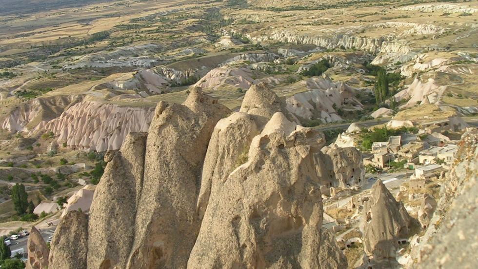 Cappadocia Turkey, 2012