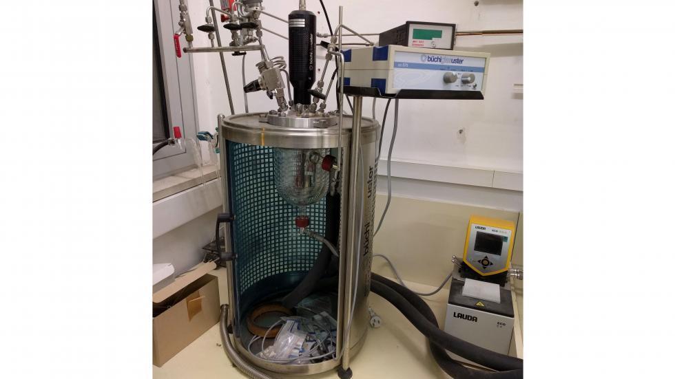 Polymerization reactor