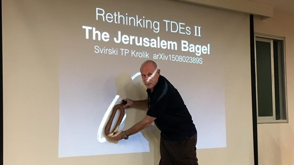 The Jerusalem bagel image