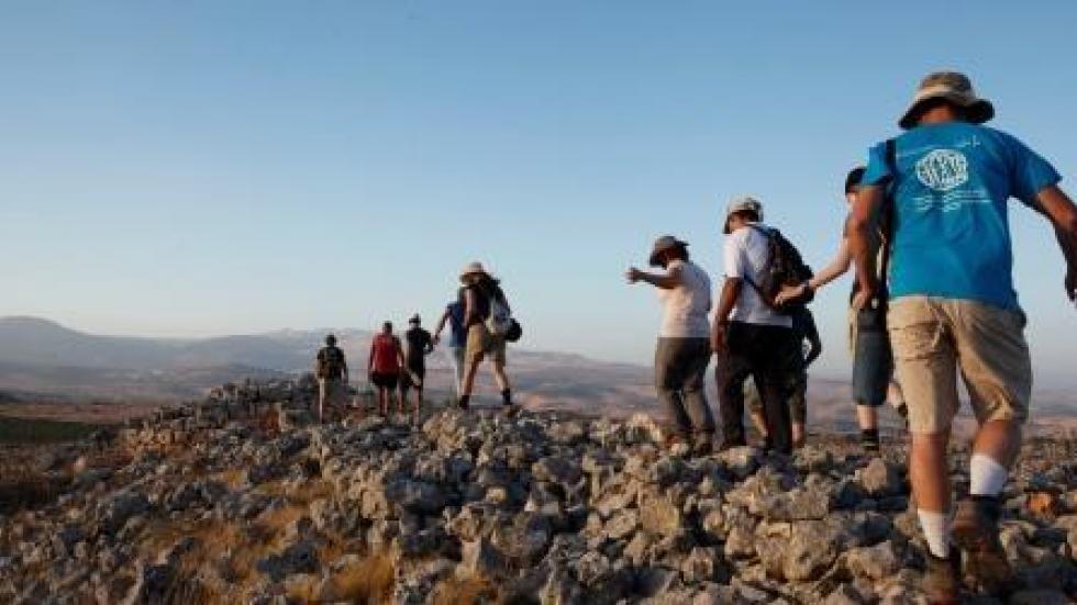 Field trip to Mt. Nittai